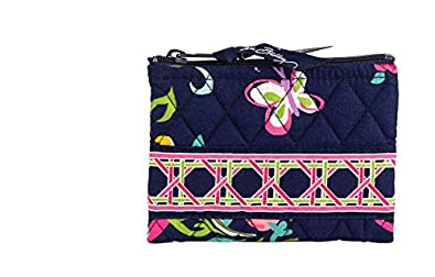 Vera Bradley Coin Purse (Ribbons)