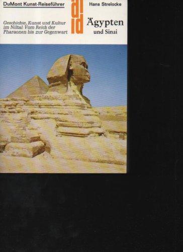 Strelocke Ägypten und Sinai. DuMont Kunst-Reiseführer.