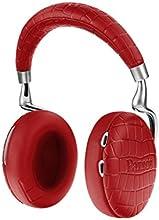 【国内正規品】Parrot Zik 3 密閉型ワイヤレスヘッドホン ノイズキャンセリング Bluetooth NFC Qiワイヤレス充電 Apple Watch対応 Red Crocodile PF562035