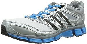 adidas  Questar Cushion 2 M, Chaussures de running homme - Blanc - Weiß (Runwht/Bla), 42 EU