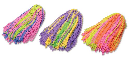 Play Visions Mondo Ziggy Pasta Ball, Comes in Assorted Colors - 1