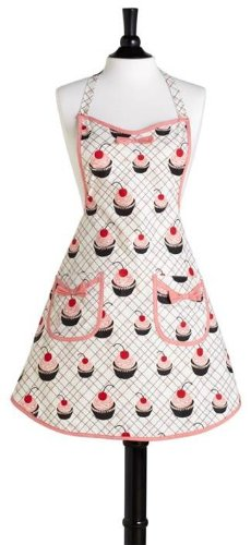 Jessie Steele Cupcakes Apron Reviews