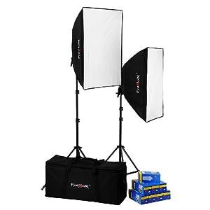 Amazon.com : Fotodiox Pro CFL3057 Compact Studio Continuous