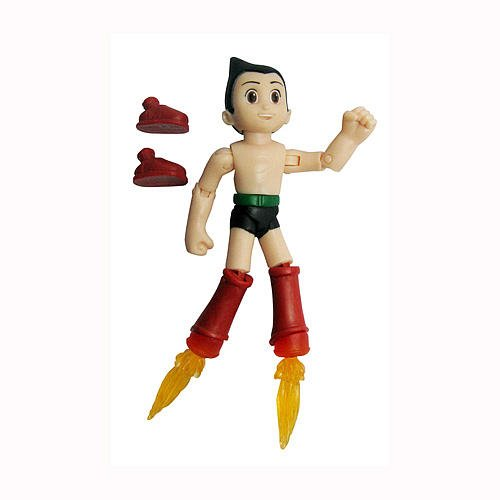 Jazwares Astro Boy The Movie 3 3/4 Inch Action Figure