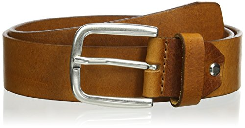 Lee - Lee Belt, Cintura da uomo, marrone (dark cognac), 105