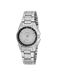 Laurels August Analog White Dial Women's Watch - Lo-AGST-0107W
