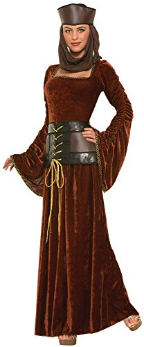 Forum Novelties Women's Medieval Fantasy Medieval Lady Costume