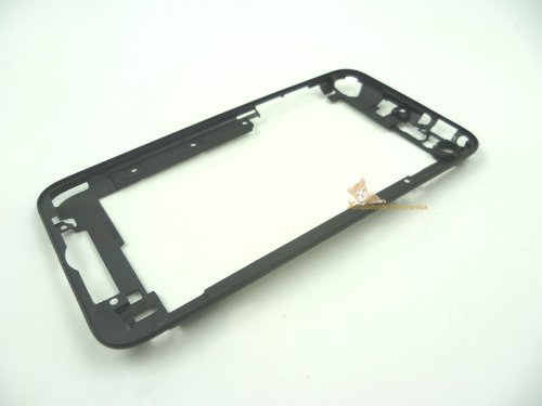 Plastic Black Color Back Rear Housing Case Cover Frame Bezel Frame Repair Replacement For Ipod Touch 4Th Gen 8Gb 32Gb 64Gb front-602282