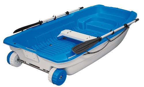 Bic Sport 245 Sportyak (Blue/White, 8 -Feet X 3 -Feet 11 -Inch Wide X 86 Pounds)