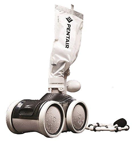 Pentair LX5000G Kreepy Krauly Legend II Pressure Pool Cleaner, Grey/White