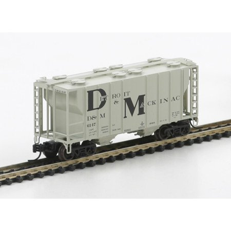 Athearn N Rtr Ps-2 2600 Covered Hopper Dm 6147