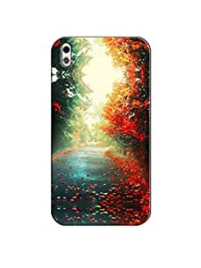 printtech back cover for Htc desire 816