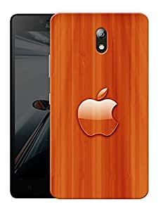 "Fruit Wooden Texture Printed Designer Mobile Back Cover For ""Lenovo Vibe P1m"" By Humor Gang (3D, Matte Finish, Premium Quality, Protective Snap On Slim Hard Phone Case, Multi Color)"