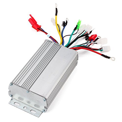 Generic Electric Bike Brushless Motor Controller 48V 500W 30A For Electric Scooters