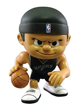 Lil' Teammates Series 1 San Antonio Spurs Playmaker by The Party Animal Inc. (English Manual)