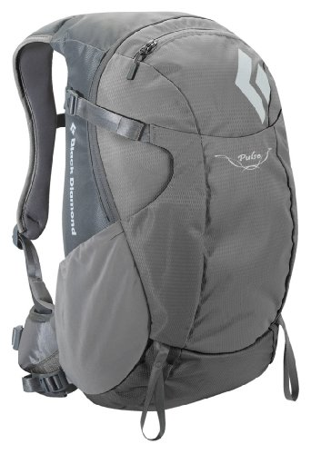 B0032L2LFG Black Diamond Pulse Women's Backpack (Small/Steel)