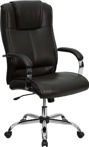 flash-furniture-bt-9080-brn-gg-high-back-brown-leather-executive-office-chair