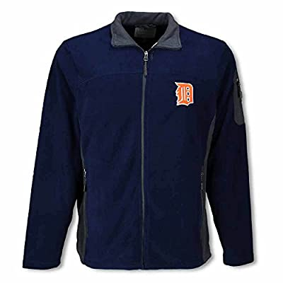 Detroit Tigers Relay Throw Fleece Jacket