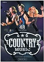 2014 Panini Country Music Trading Cards 6ct Blaster Box