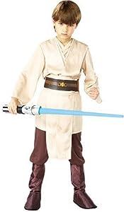 Star Wars Child's Deluxe Jedi Knight Costume, Medium