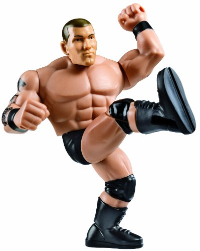 WWE Power Slammers Randy Orton Figure - 1