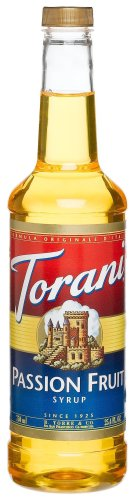 Torani Syrup, Passion Fruit,  25.4-Ounce Bottles (Pack Of 3)