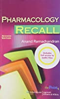 Pharmacology Recall by Anand