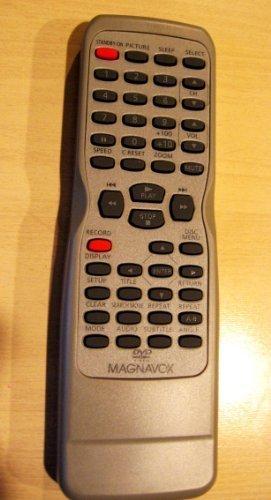 Magnavox NE206UD TV/VCR/DVD Combo Remote Control (Magnavox Dvd Remote Control compare prices)