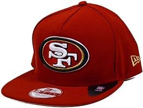San Francisco 49ers New Era Under Scape Strapback Hat