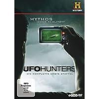 UFO Hunters - Die komplette erste Staffel [4 DVDs]