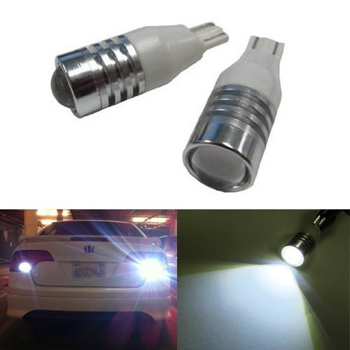 Ijdmtoy Extremely Bright 912 921 High Power Led Backup Reverse Light Bulbs, Xenon White