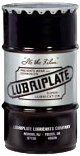 Lubriplate Syn-Emb L0335-039 (Pao)-Based, Lithium Complex Type, Synthetic Grease For Electric Motor Bearings, Contains 1/4 Drum