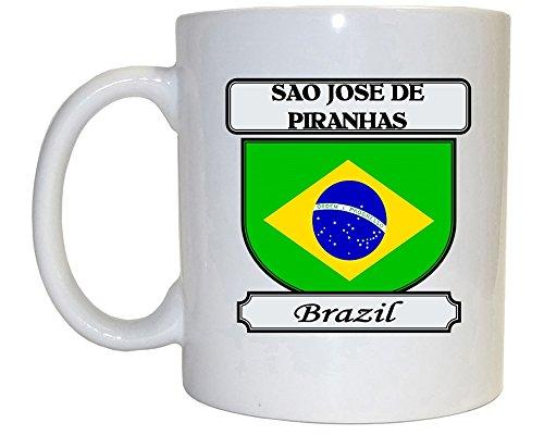 Sao Jose de Piranhas, Brazil City Mug