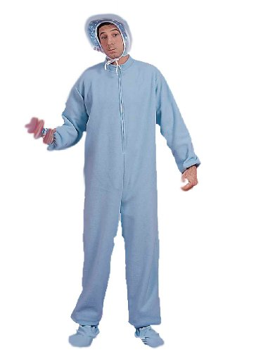Men's Blue Jammies Costume