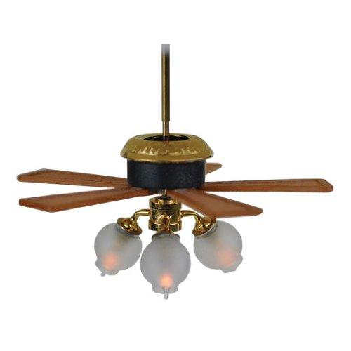 Dollhouse Ceiling Light: Ceiling Fan