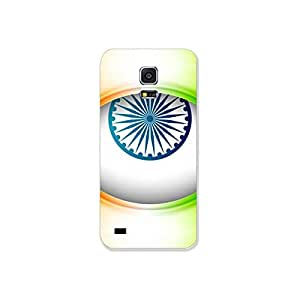samsung S5 nkt09 (13) Mobile Case by oker - Indian Flag Paint