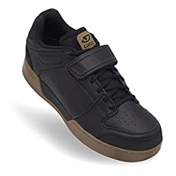 Giro Chamber Shoe - Men\'s Black/Gum, 41.0