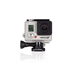 GoPro HERO3+ Black Motorsports Edition Camera (CHDMX-302)