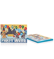 LEGO® Party Invite Multipack Cards