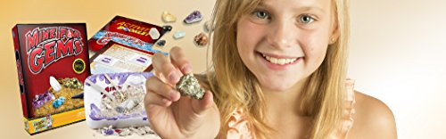 Discover with Dr. Cool Mine for Gems Science Kit
