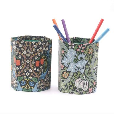 William Morris Pencil Pots||RNWIT