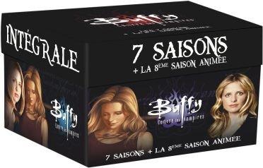 Buffy contre les vampires - L'intégrale des 7 saisons + la 8ème saison animée - coffret 41 DVD [Edizione: Francia]
