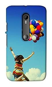Generic Edition-499 Mobile Cover for Motorola Moto G Turbo (Multicolor)