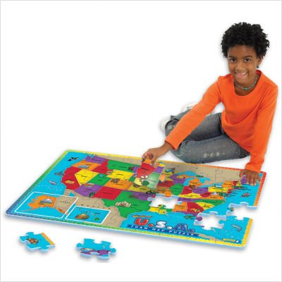 Cheap Fun Educational Insights 4809 USA Foam Map Puzzle (B00386VB7E)