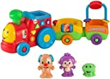 Superb Fisher-Price Laugh & Learn Puppy's Smart Train --