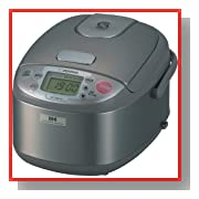 Zojirushi NP-GBC05 3 Cup Rice Cooker and Warmer