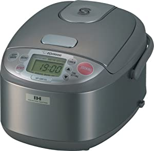 Zojirushi NP-GBC05 Induction Heating System Rice Cooker and Warmer