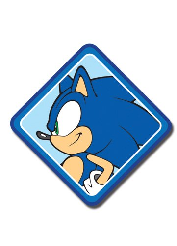 Sonic The Hedgehog Sonic Diamond Aufn&#228;her