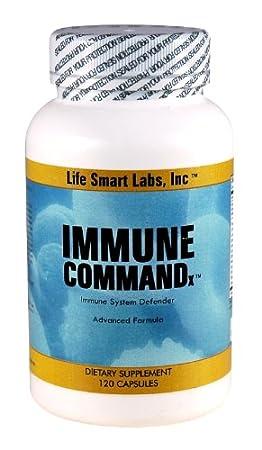 Immune Command X TM Immune system support, 120 capsules, High Quality Immune Support