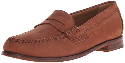 Cole Haan Men's Pinch Grand Penny Loafer, Woodbury NUBUCK, 10 M US (Cole Haan Pinch Grand compare prices)